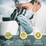 Mold Testing Kit with Lab Analysis